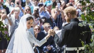 Lemaradt Harry herceg és Meghan Markle esküvőjéről? Most minden pillanatát bepótolhatja!