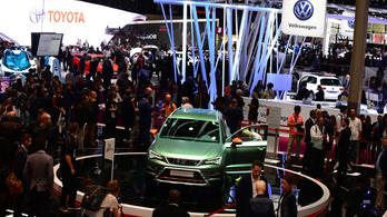 A Volkswagen is kihagyhatja a Párizsi Autószalont