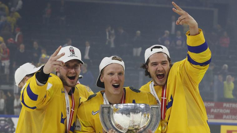Hihetetlen dráma után ért véget a svájci hokicsoda, Svédország a világbajnok
