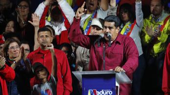 Nem ismerik el a venezuelai választást