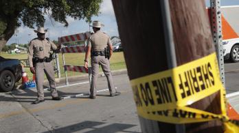 23 évig egyszer sem használta a rendőrségnél a fegyverét az amerikai iskolában meglőtt biztonsági