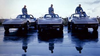 Miért járt minden űrhajós Corvette-tel?