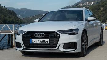Bemutató: Audi A6 C8 Sedan - 2018.