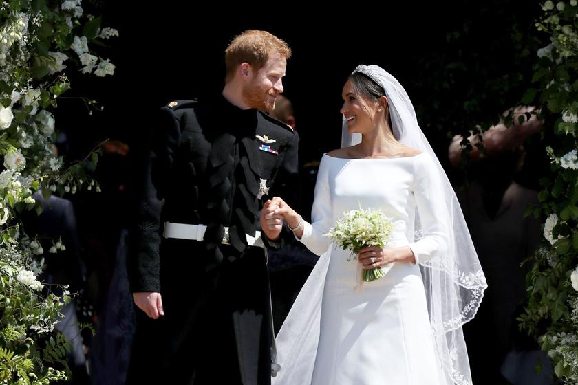 A legjobb fotó Harry és Meghan esküvőjéről - Imádják a képet a netezők