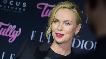 Charlize Theron szexuális zaklatást feldolgozó filmben játszik