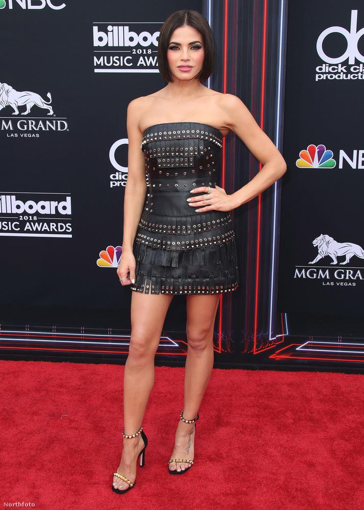 Jenna Dewan volt férje, Channing tatum nélkül is eszméletlenül dögös volt.