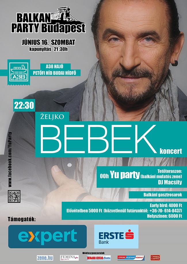 Bebek Balkán Party