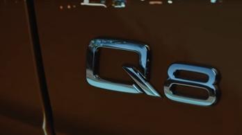 Krimivel érkezik az új Audi