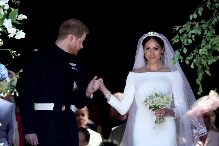 A legviccesebb mémek a királyi esküvőről - Sírva röhögünk a fotókon