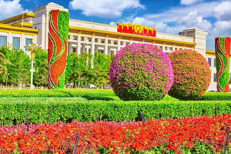 A pekingi Kínai Nemzetközi Múzeum 2016 legnépszerűbb múzeuma volt, 2017-ben csupán a második helyre volt elegendő a 8 millió látogatója
