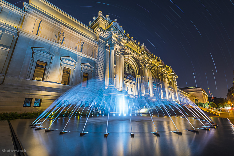 A Metropolitan Művészeti Múzeumot 1870-ben alapították New Yorkban