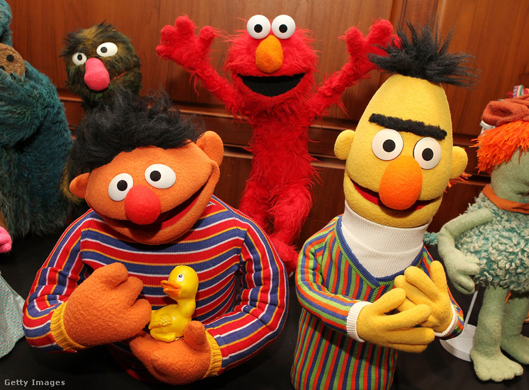 A washingtoni Amerikai Nemzeti történelem múzeuma több mint 3 millió műtárgynak ad otthont, a legmeglepőbb, hogy gyerekkori nagy kedvenceinknek, a Muppet Show bábjainak is