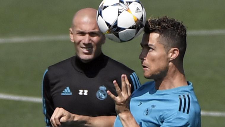 Zidane-nak nem kéne a 44 gólos Szalah Ronaldo helyére