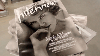 Megszűnik az Andy Warhol által alapított Interview magazin