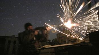 Halálos áldozatai is vannak az erősödő kelet-ukrajnai harcoknak