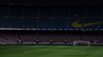Iniesta éjjel még egyszer utoljára visszament
