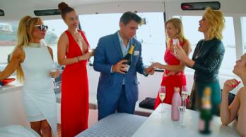 Török csúcsoligarcha üzlettársával parádéznak a magyar luxusfeleségek