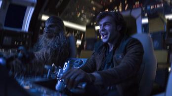 Ki ez a nyikhaj Han Solo gatyájában?
