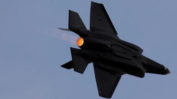 Izrael bevetette a legmodernebb harci gépet, az F-35-ös lopakodót