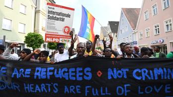 Robbannak a német menekültválság rejtett aknái