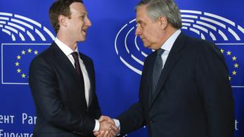 Zuckerberg kiborította az európai képviselőket