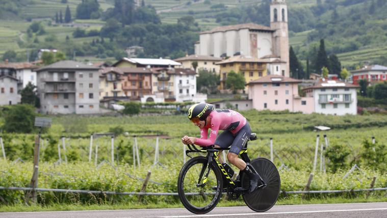 Kitört a szélárnyékbotrány a Giro d'Italián