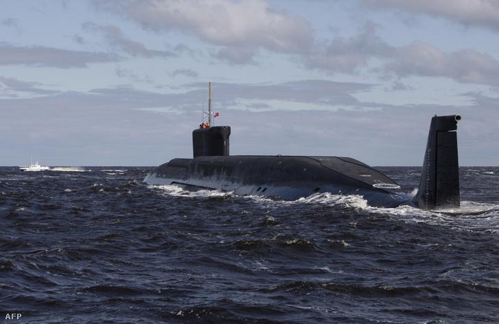 K–535 Jurij Dolgorukij