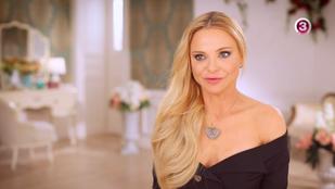 Luxusfeleség Yvonne szexuális ajánlatokat kap