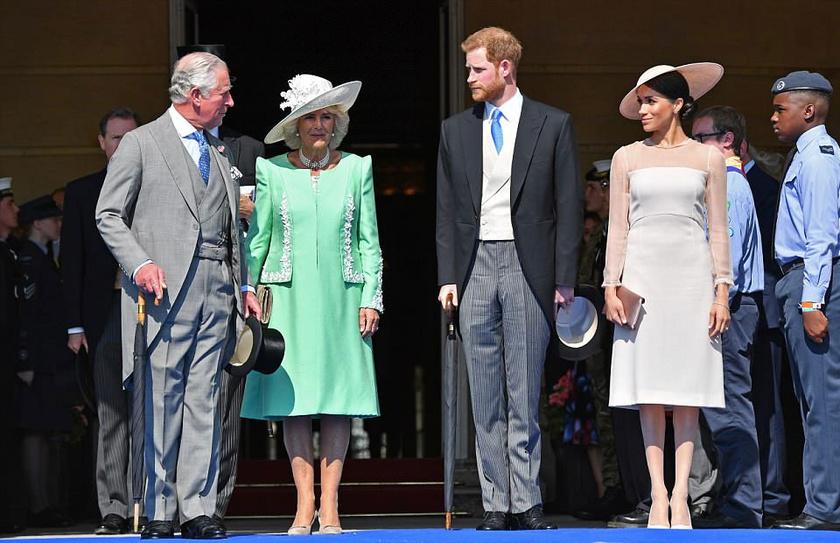 Meghan már hivatalosan is a család része - a fotókon is látszik, hogy befogadta a família.