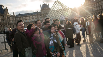 Megint a Louvre lett a világ leglátogatottabb múzeuma
