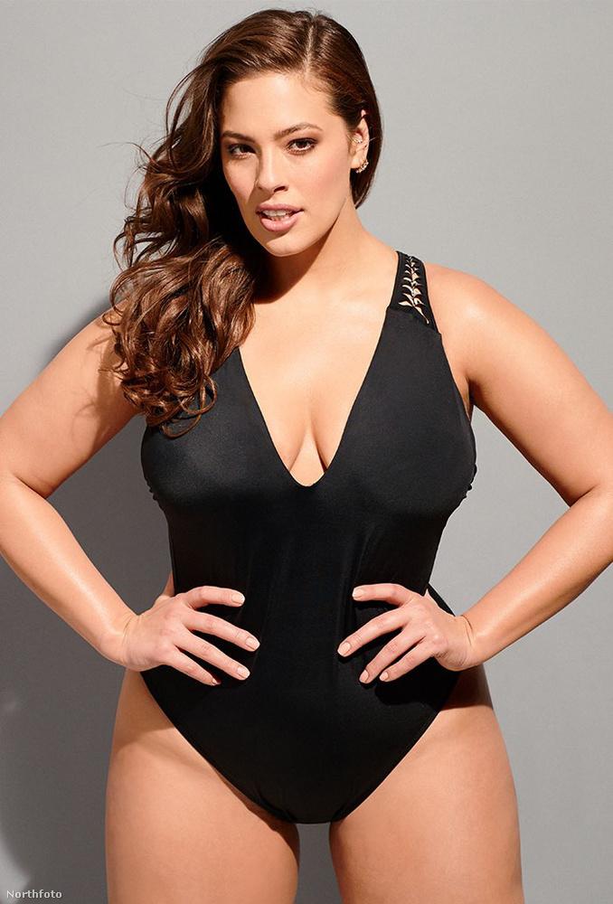 Hogy nem vékony modellekkel akarják eladni a ruhákat.