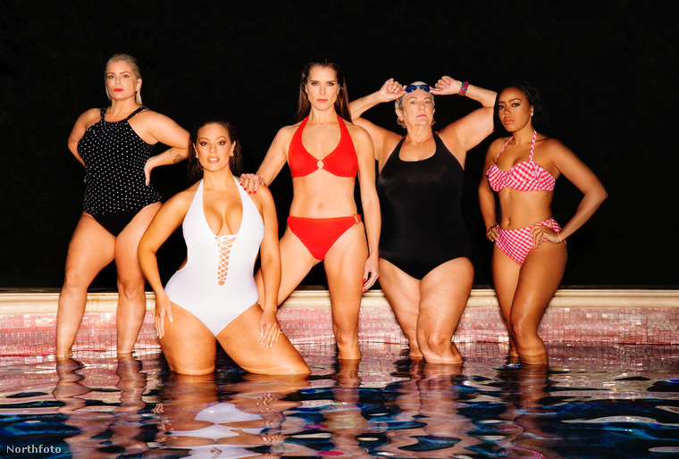 Indult egy új, a pozitív testképet erősítő fürdőruha kampány