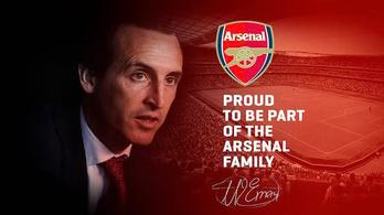 Bejelentette magát az Arsenal új edzője