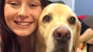 Bakancslistát csinált haldokló kutyájának egy lány