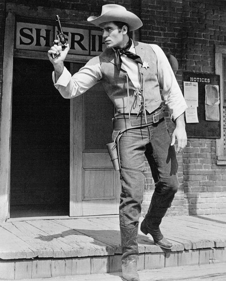 Cheyenne Clint Walker 1958