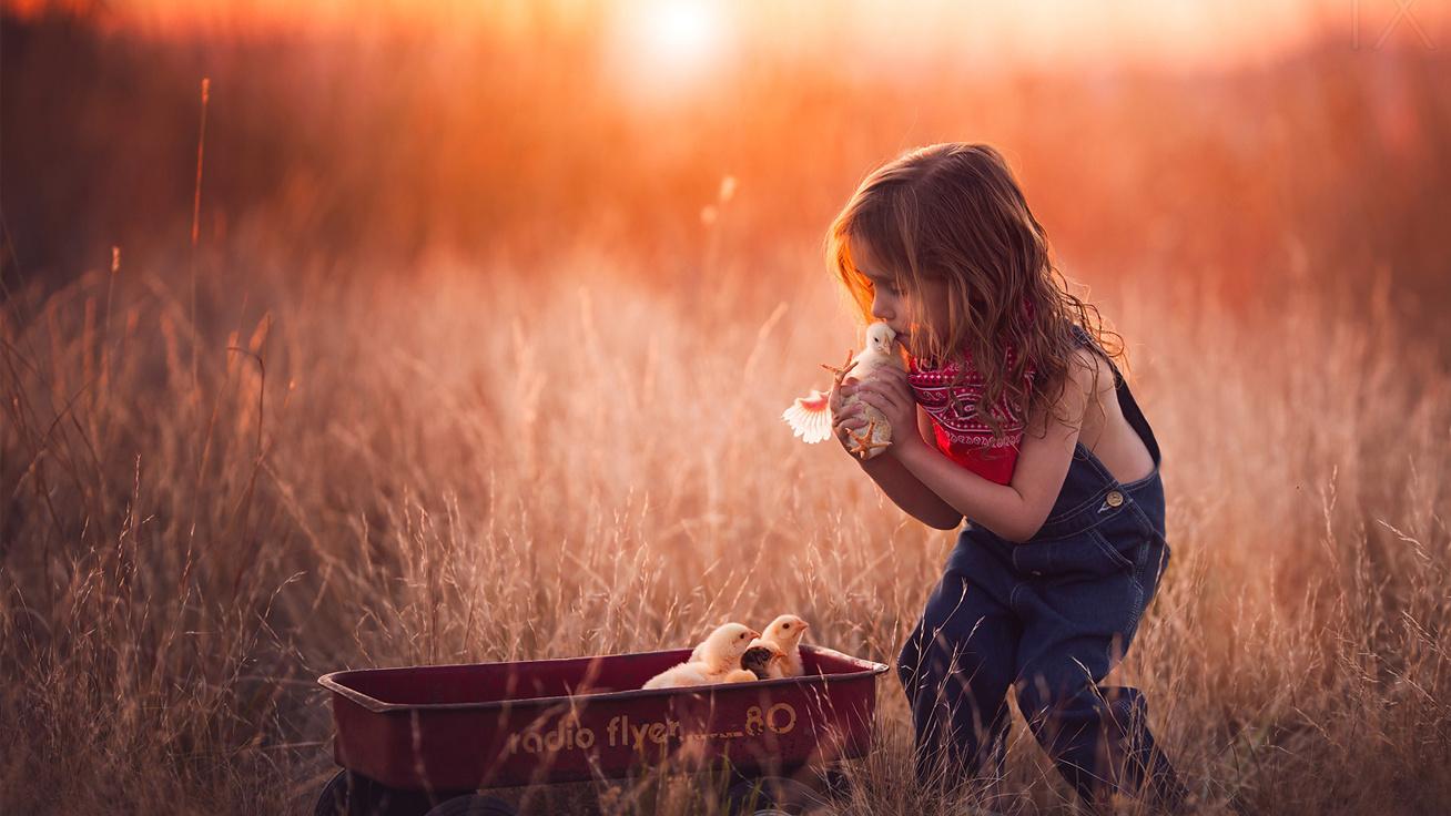 Mi mindennel találkozhat egy gyerek, ha nem a mobilt bújja? Tündéri képeken a válasz