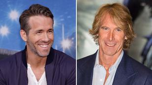 Ryan Reynolds és Michael Bay közös filmen dolgozik