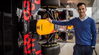 Magyar mérnök dolgozott a Red Bull ultrabonyolult első szárnyán