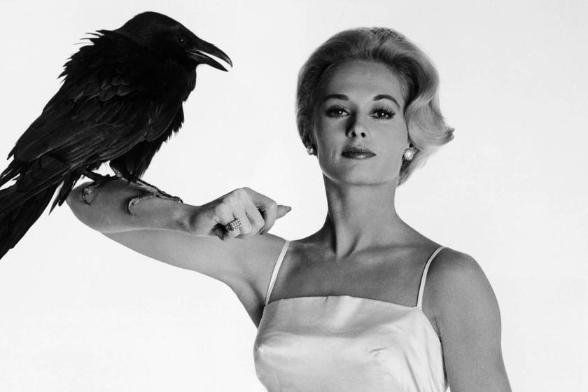 Ő volt a Hitchcock-filmek szőke bombázója - 88 évesen is elragadó Tippi Hedren