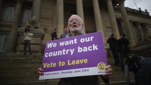 Minden brit háztartás 320 ezer forintot vesztett eddig a brexittel