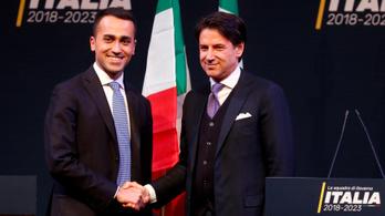 Guiseppe Conte alakíthat kormányt Olaszországban