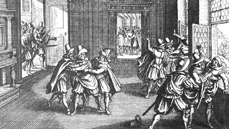 400 éve kidobtak az ablakon két urat, mire kitört a világháború