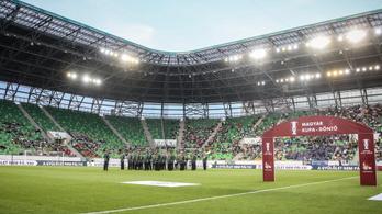 Hiába az ingyenjegy: Orbán csapatának alig szurkolnak a kupadöntőn