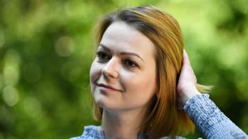 Julija Szkripal, az orosz-brit kettős ügynök lánya szerencsésnek tartja magát, mert él