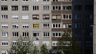 Egyre több az eladatlan lakás Budapesten