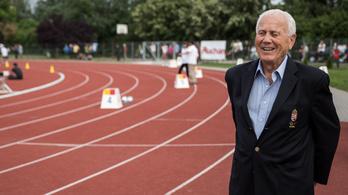 Meghalt Tábori László, egykori világcsúcstartó futó