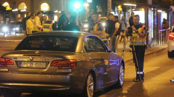 Gyalogost gázolt halálra a zebránál egy BMW a Blaha Lujza téren