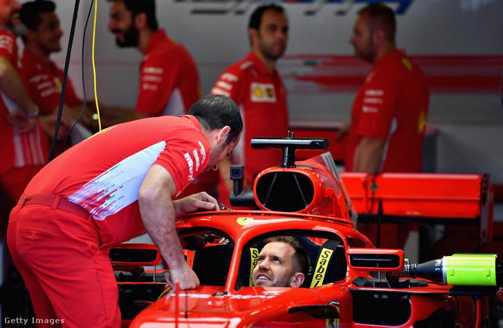 A Ferrari tükre Monacóra