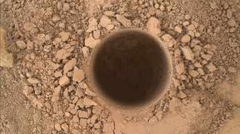 Alagútfúrással kezdődhet az élet a Marson