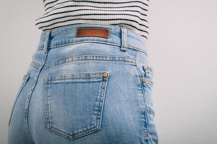 9 trükk, amivel mindig olyan lesz a farmerod, mint az új: pár perc, és a kinyúlt nadrág is feszül majd